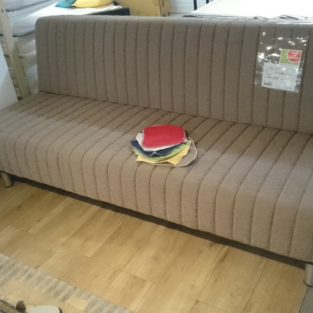 フランスベッドが作る日本製ソファ スイミー