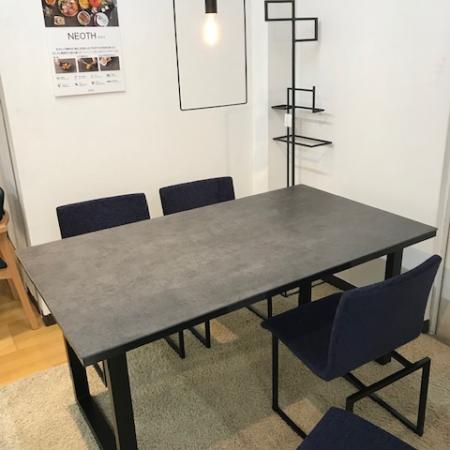 綾野製作所 NEOTH(ネオス) セラミック天板テーブル