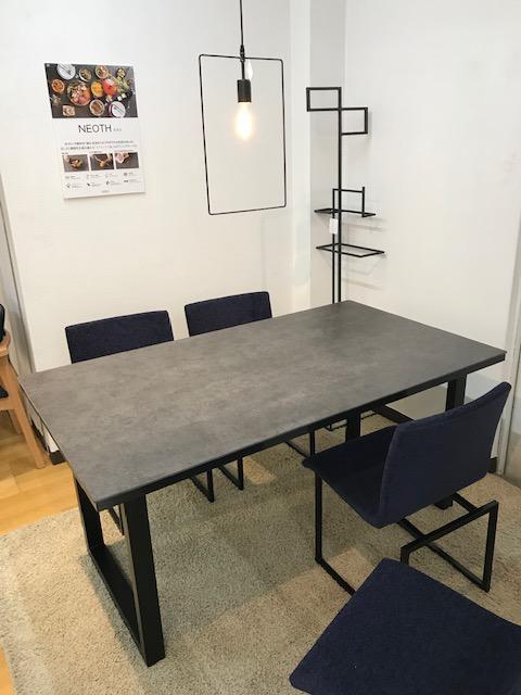 綾野製作所 NEOTH(ネオス) セラミック天板テーブル1