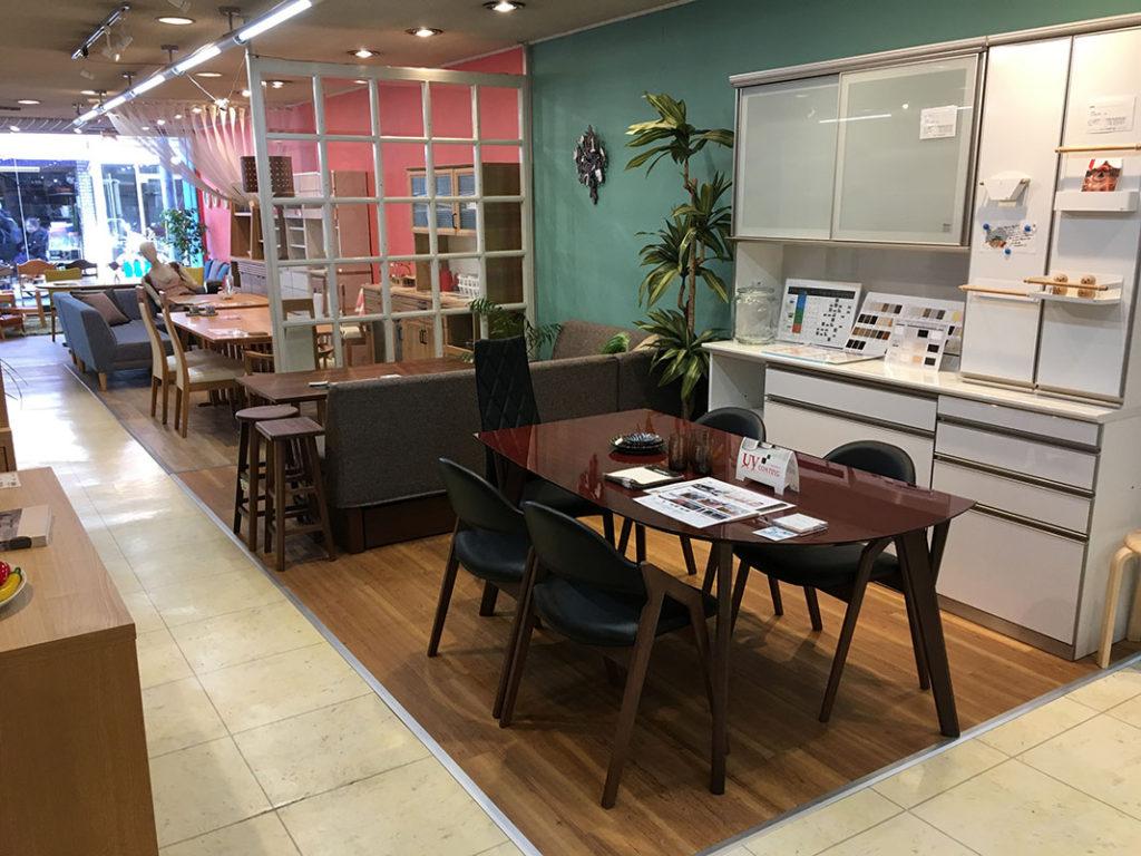 家具の川上 夷川本店2