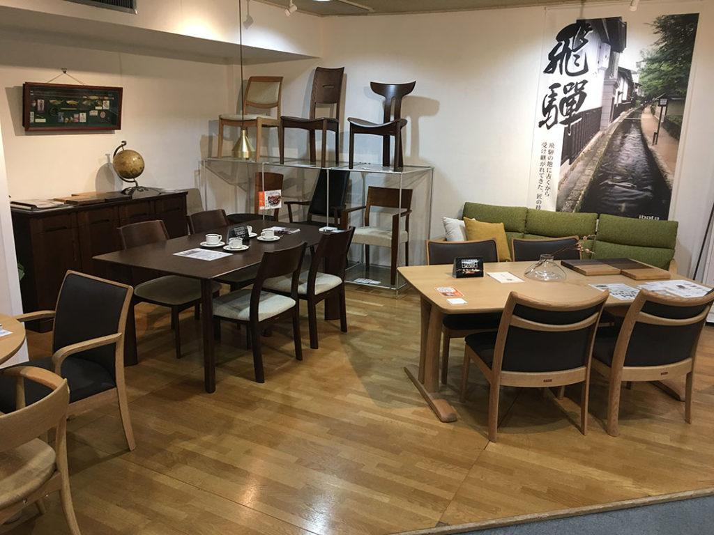 家具の川上 夷川本店6