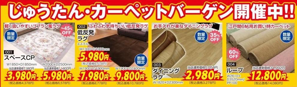 ファニチャーエキサイト!キャッシュレスで5%還元!(10/26(土)~)1