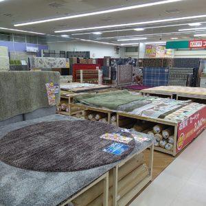 じゅうたん・カーペット バーゲン!(10月19日(土)~10月31日(木))