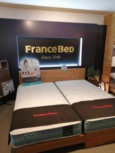 フランスベッド キュリエスAG シングルベッドセット