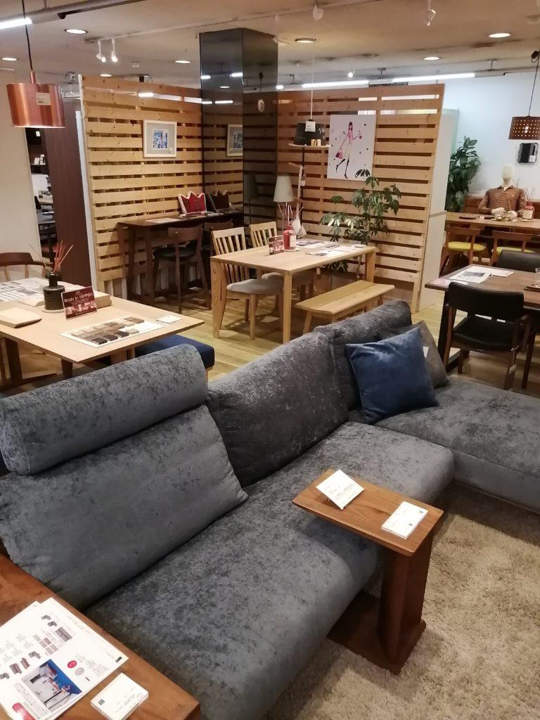 家具の川上 夷川本店8