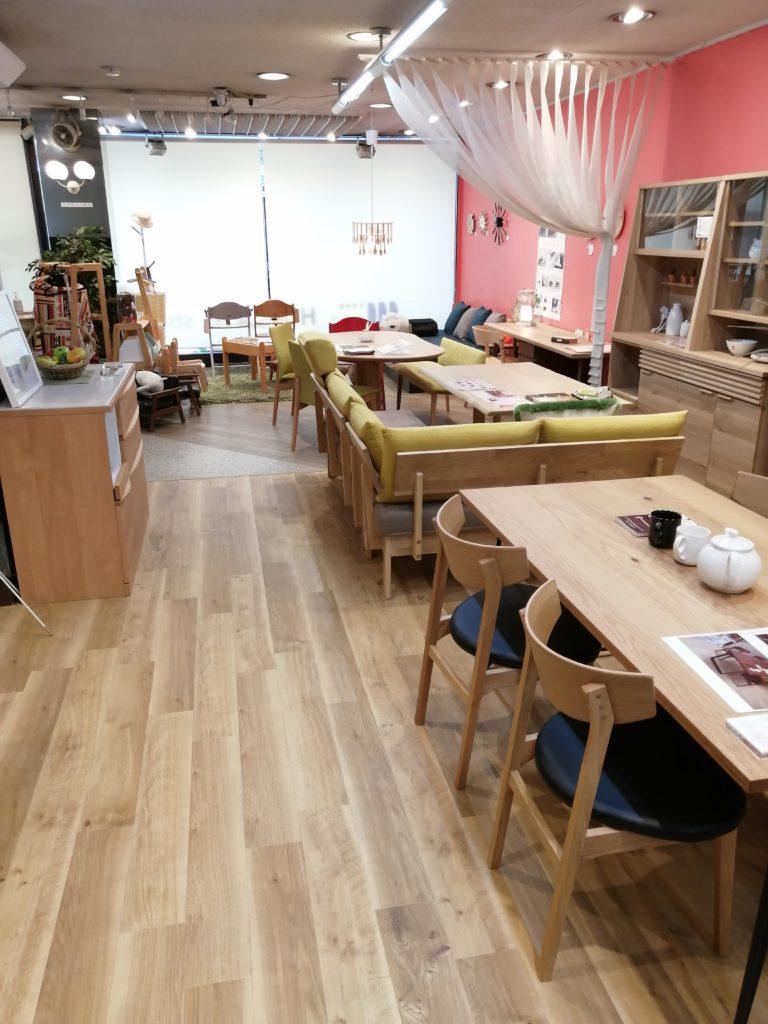 家具の川上 夷川本店7
